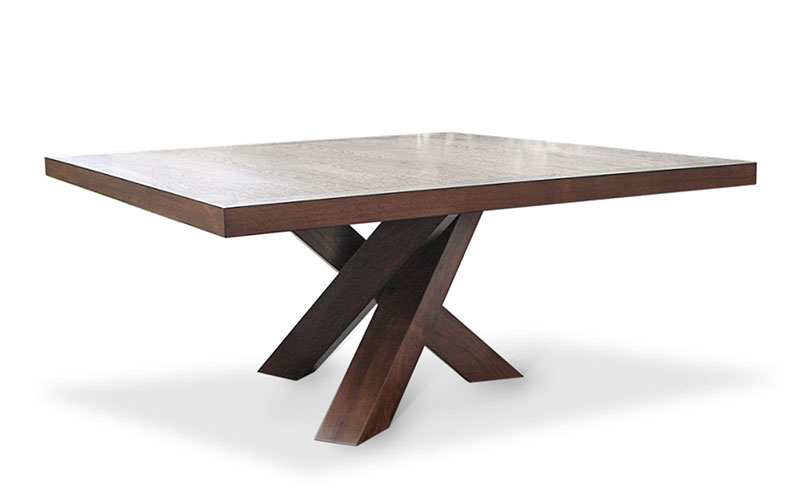 "k-3 66"" square dining table"