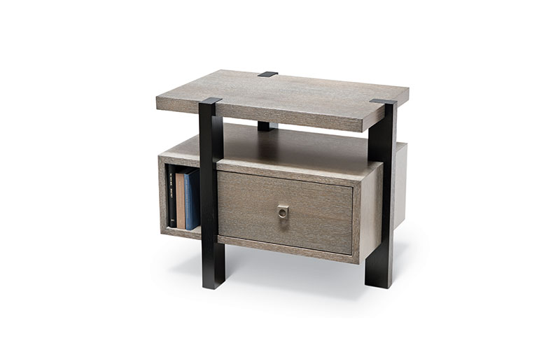 mezzanine night stand