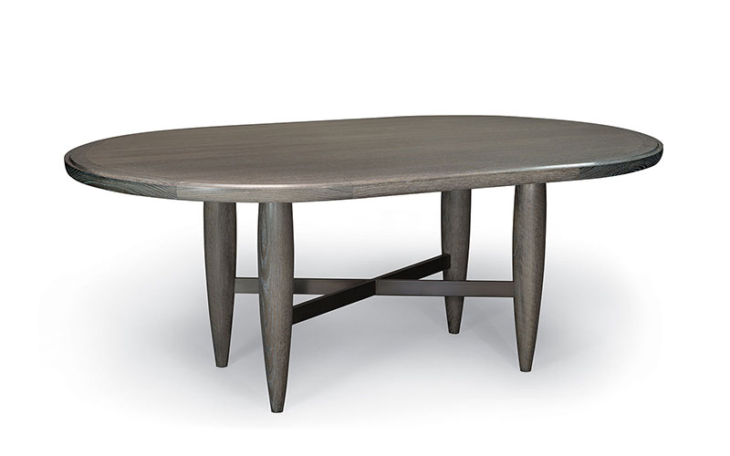 origin oval dining table